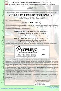5 Cesario